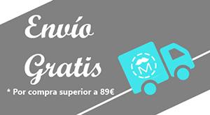 envío gratis compras superiores a 89€