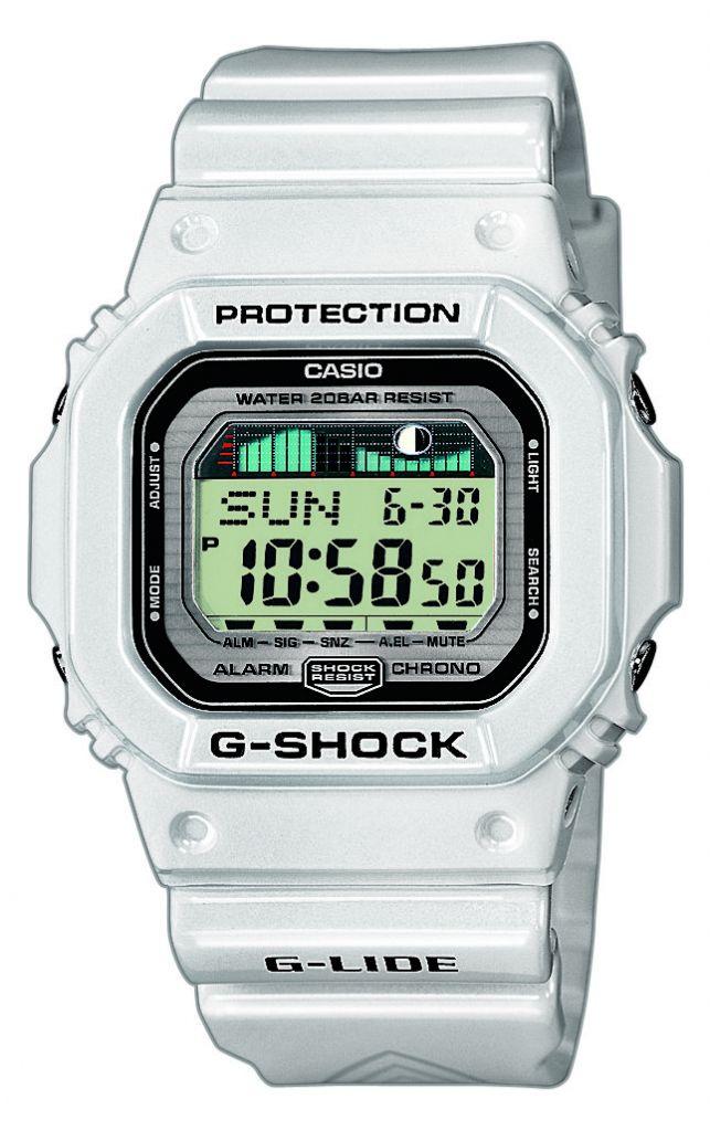 Cassio Gshock 5600