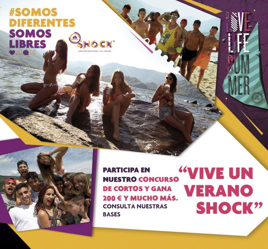 Crea tu spot de verano de Valenciana Shock