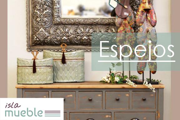 Muebles l mparas espejos y manteles en venta manteles for Espejos decorativos baratos