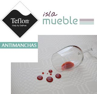 Mantel Antimanchas TEFLÓN