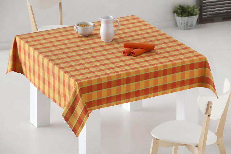 Mantel de mesa de hilo tintado manteles de cuadros jacquard manteles y muebles - Mantel para mesa exterior ...