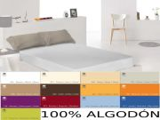 Funda almohada  algodón 100%