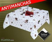 Mantel de Navidad antimanchas NADAL-2