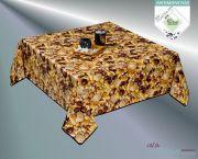 Mantel de Cocina Antimanchas hidrófugo NUEZ-2