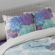 Cojin original estampado ROSE