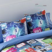 Cojin original estampado WIFI