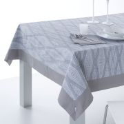 Mantel de mesa Jacquard DIAMOND servilletas incluidas