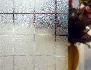 Vinilo glass efecto cuadros pequeños 3 cm