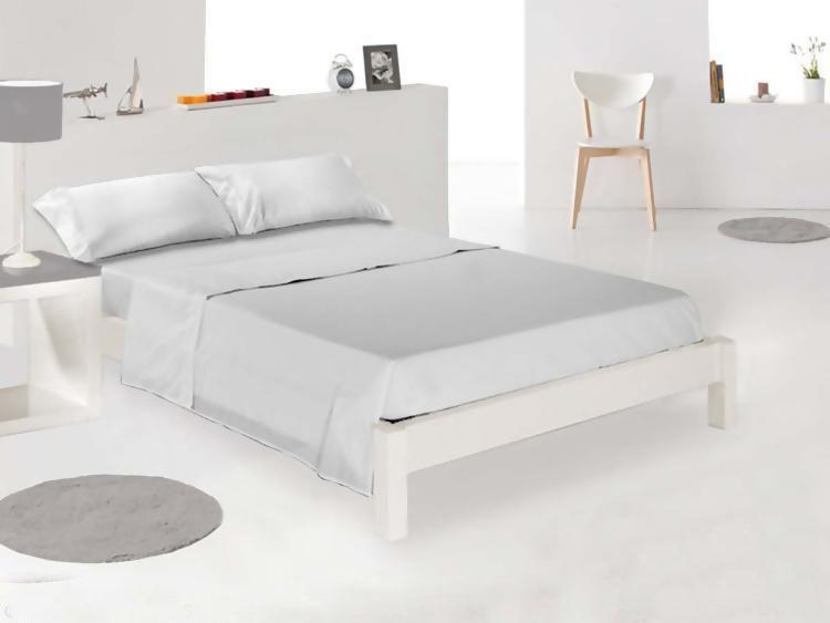 Juego de s banas blancas hosteler a 100 algod n s banas lisas don mantel - Ropa de cama para hosteleria ...