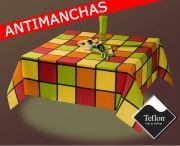 mantel-cuadros-antimanchas-mantelerias-manteles-don mantel-textil hogar