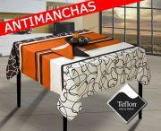 Mantel moderno antimanchas-don mantel-mantelerias-manteles-texil hogar-ropa de cama