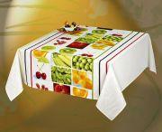 mantel-frutas-manteles-manteleria-cocina-Don-Mantel -textil hogar-ropa de cama