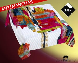 Mantel-ANTIMANCHAS-digital-donmantel-moderno-Coloful