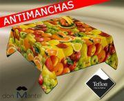 Mantel cocina antimanchas FRUTAS-2