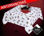 Mantel Navidad antimanchas TRINEO-2