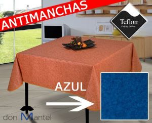 decoracion-mantel-manteles-antimanchas-oferta-barato-liso-tex2d-azul-don-mantel