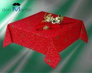 Mantel navidad rojo CINTA