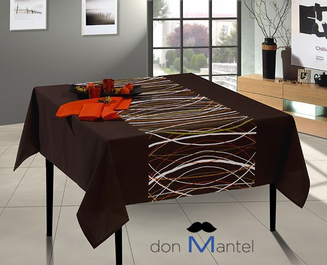 mantel de mesa moderno mara manteles de mesa modernos