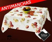 Mantel antimanchas frutas APPLE-2