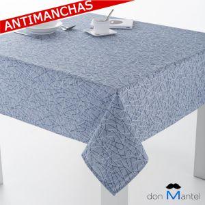 Azul-Mantelerias-manteles-antimanchas-donmantel