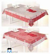 Mantel de mesa reversible Jacquard  ELI