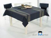 Mantel de mesa Jacquard OSLO gris