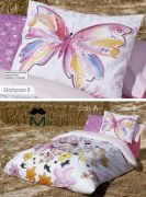 Cojin estampado BUTTERFLY